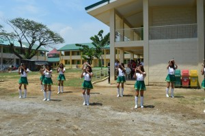 BLESSING AND TURN OVER CEREMONY OF TEODULO T. MACAPAGAL HALL - San Luis Pampanga (2)